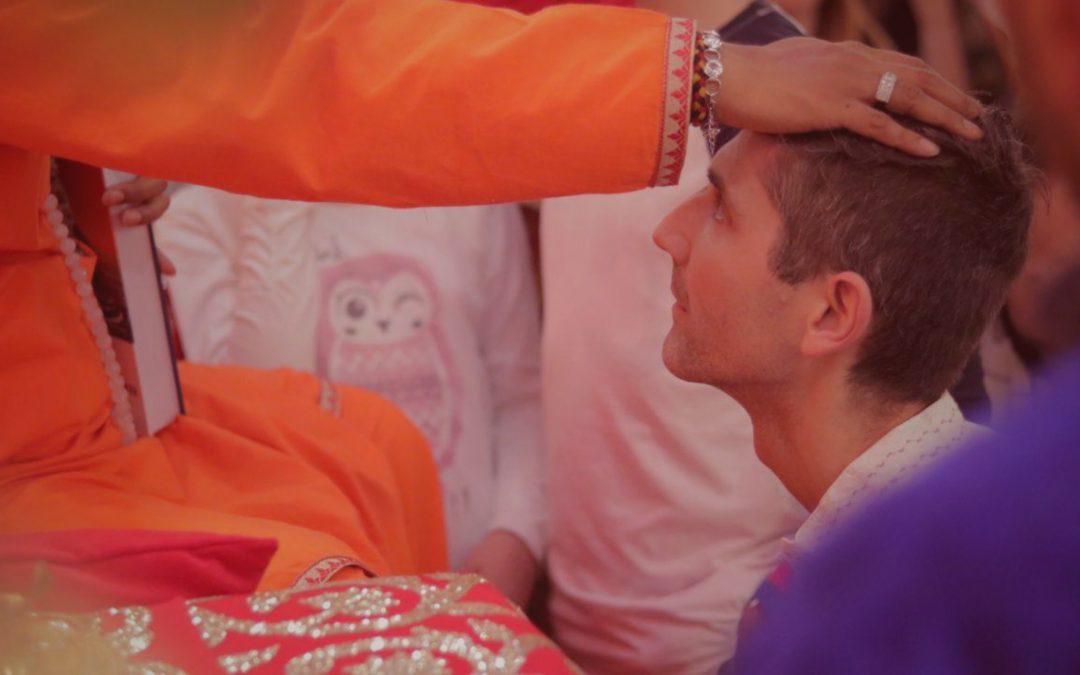 Prvi stik z duhovnostjo in Bhakti Margo